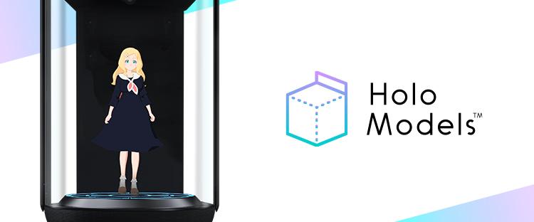 HoloModels